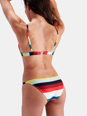 Morgan Paradise Stripe Triangle Bikini