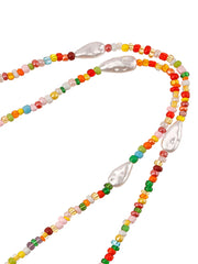 Rainbow Beaded Sunglasses Chain
