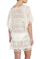 White Lace Free Spirit Sun Dress