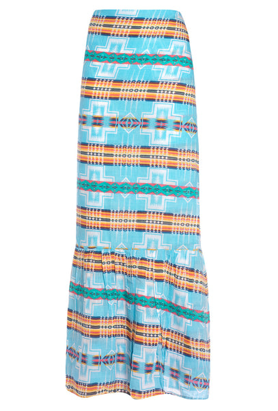 Blue Arizona Pareo Skirt