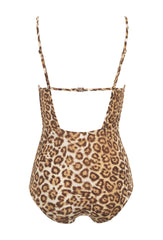 Alchemy Leopard Print One Piece