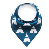 Noticeably Nordic Collection - 4 Pack Bandana Bibs - BabaBibs