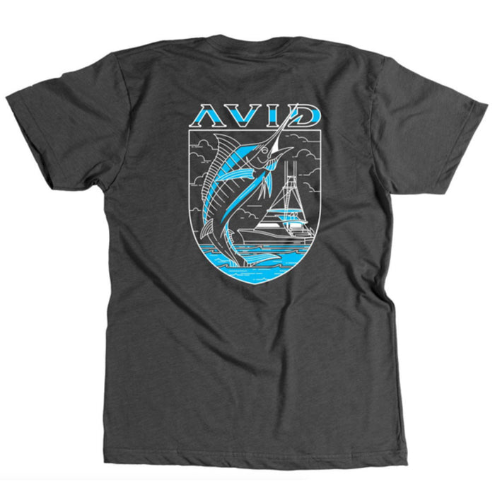 Avid - Big Game Battlewagon - Charcoal - OffshoreApparel.com