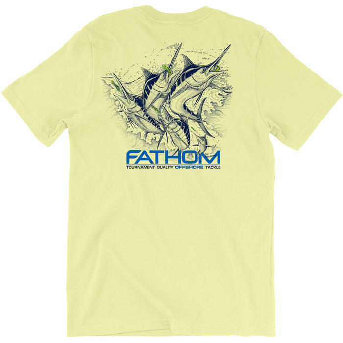 Fathom Offshore - Sequence Pocket Tee - Butter - OffshoreApparel.com