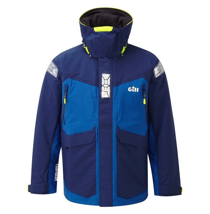 Gill - OS2 Offshore Jacket - Dark Blue - OffshoreApparel.com