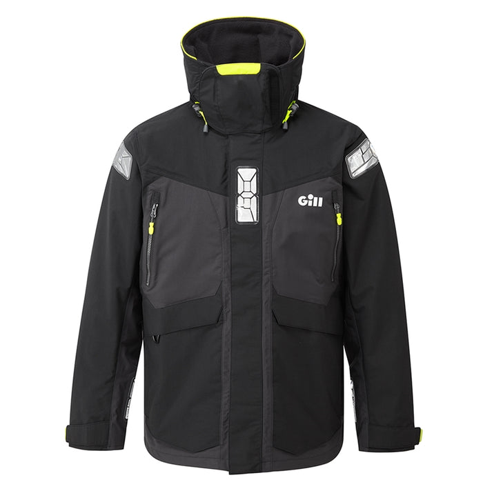 Gill - OS2 Offshore Jacket - Black - OffshoreApparel.com