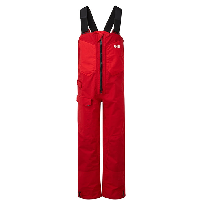 Gill - OS2 Offshore Trousers - Red - OffshoreApparel.com