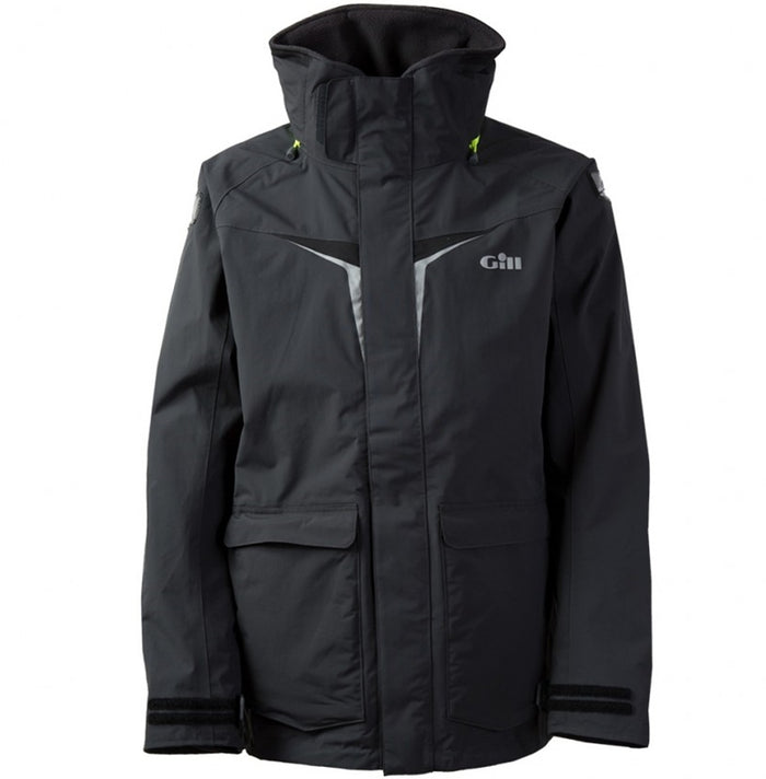 Gill - OS3 Coastal Jacket - Black - OffshoreApparel.com