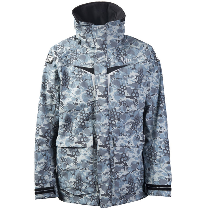 Gill - OS3 Coastal Jacket - Blue Camo