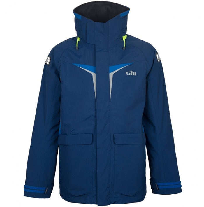 Gill - OS3 Coastal Jacket - Blue - OffshoreApparel.com