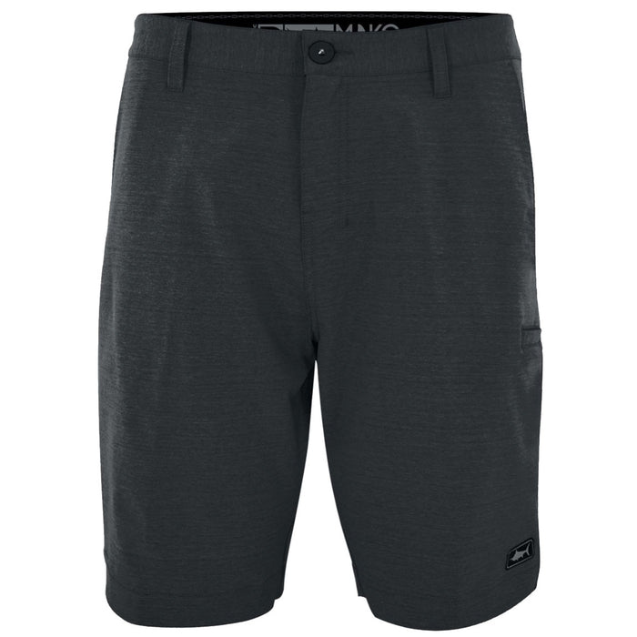 Pelagic Mako Hybrid Short - Black - OffshoreApparel.com