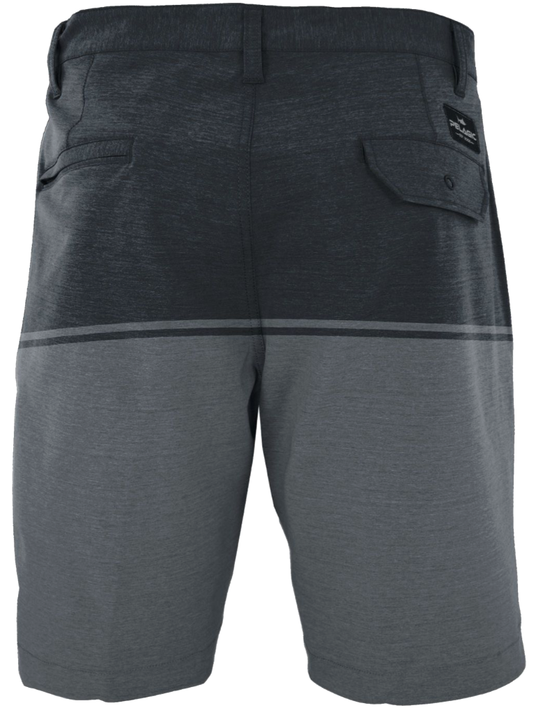 Pelagic - Avalon Hybrid Boardshort - Greyline - OffshoreApparel.com