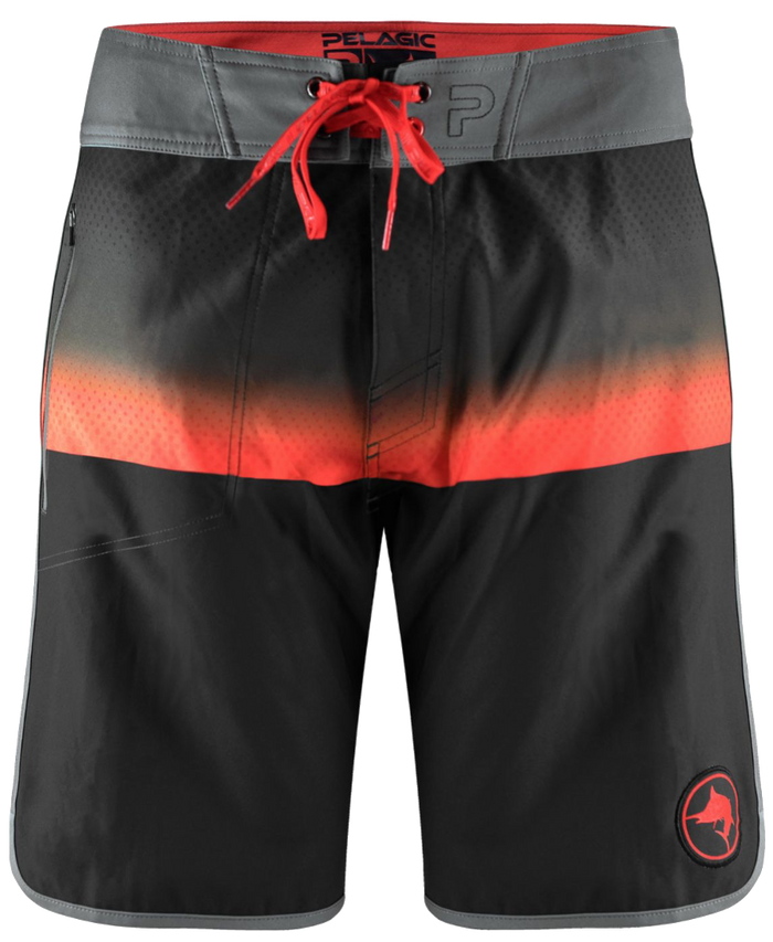 Pelagic - The Wedge Boardshort - Black Horizon - OffshoreApparel.com