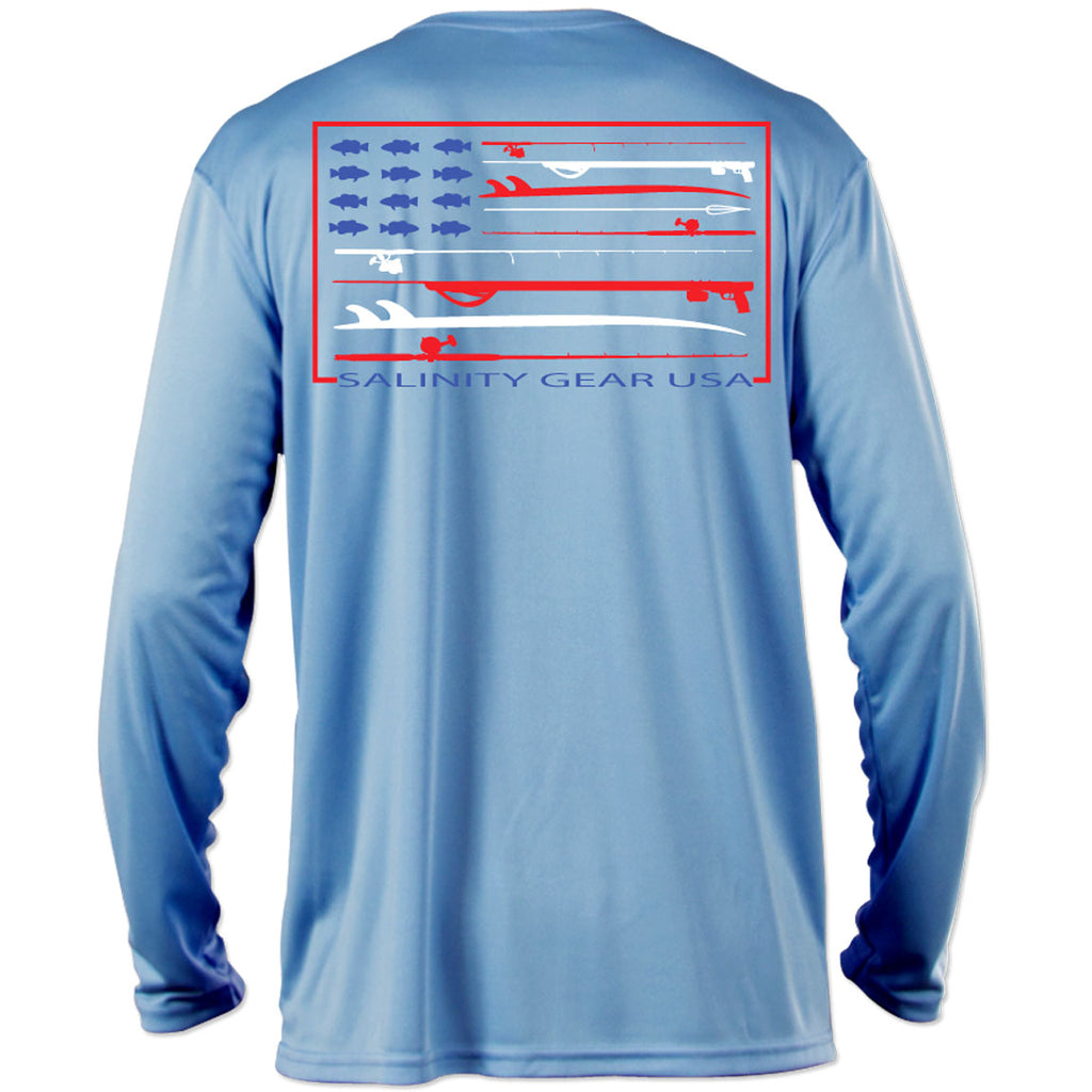 Salinity - USA Performance LS - Blue