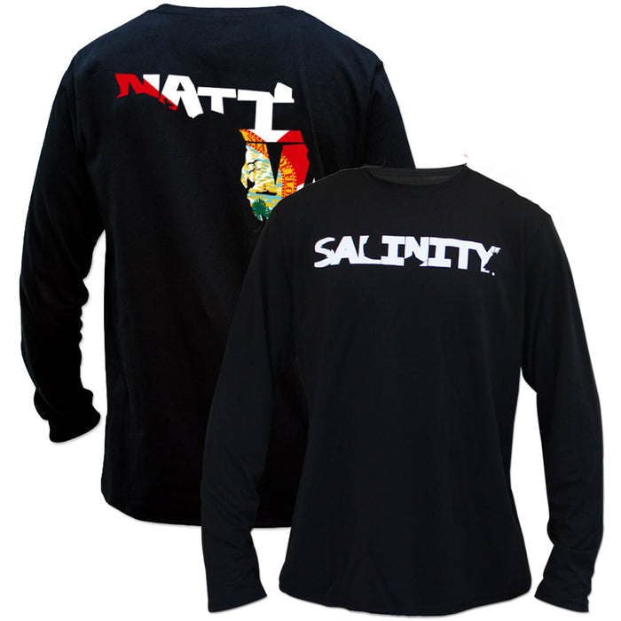 Salinity - Native Flag Performance LS - Black