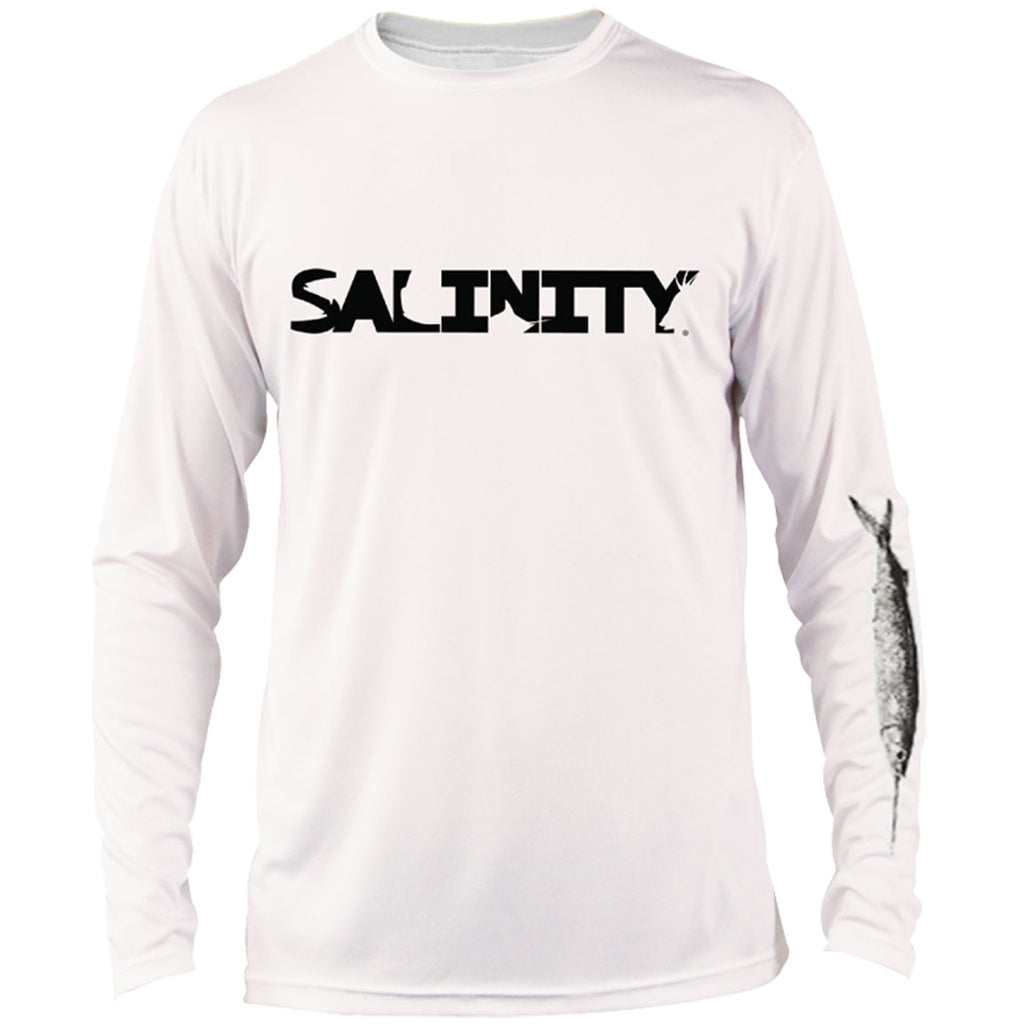Salinity - Rasta Sailfish Performance LS - White