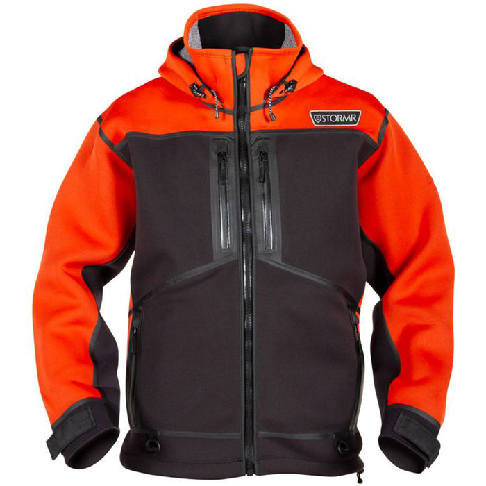 STORMR - Stryker Jacket - Orange