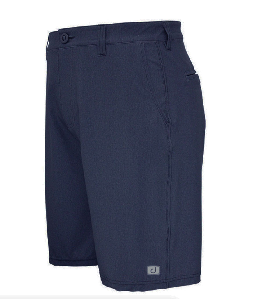 AVID - Core Fishing Hybrid Walkshort - Navy - OffshoreApparel.com