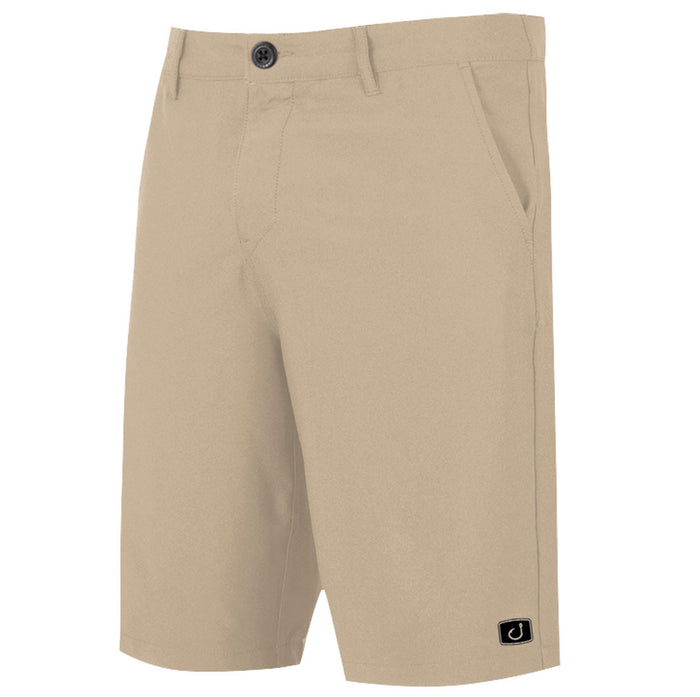 AVID - Core Fishing Hybrid Walkshort - Khaki - OffshoreApparel.com