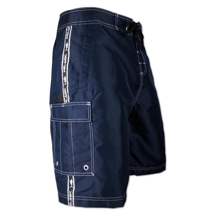 Pelagic - Blackfin Short-Navy - OffshoreApparel.com