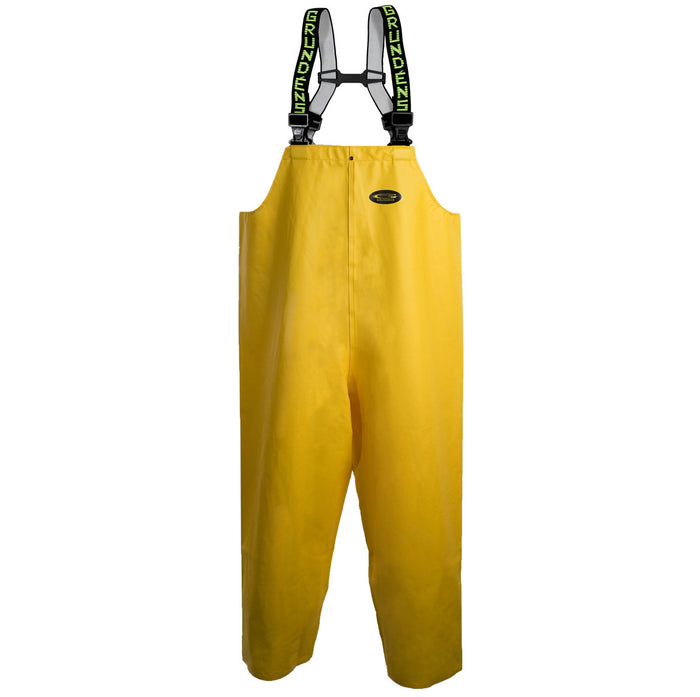 Grundens - Clipper 116 Bib Pant-Yellow - OffshoreApparel.com