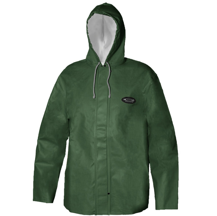 Grundens - Clipper 82 Parka-Green - OffshoreApparel.com
