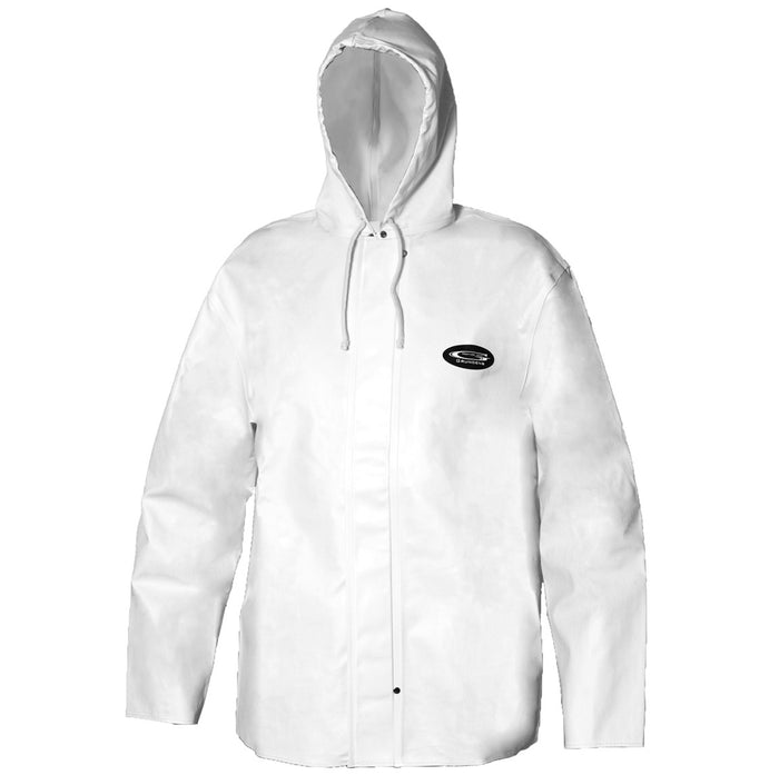 Grundens - Clipper 82 Parka-White - OffshoreApparel.com