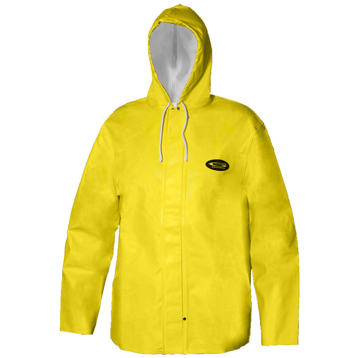 Grundens - Clipper 82 Parka-Yellow - OffshoreApparel.com