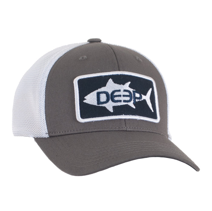 Deep Ocean - BF Trucker - Moss Grey - OffshoreApparel.com