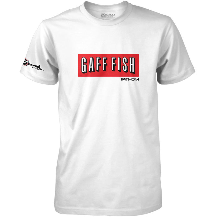 Fathom Offshore - Gaff Fish & Grill - White - OffshoreApparel.com
