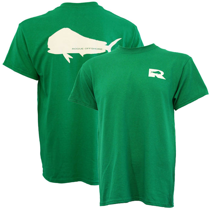 Rogue - Mahi Tee - Kelly Green - OffshoreApparel.com
