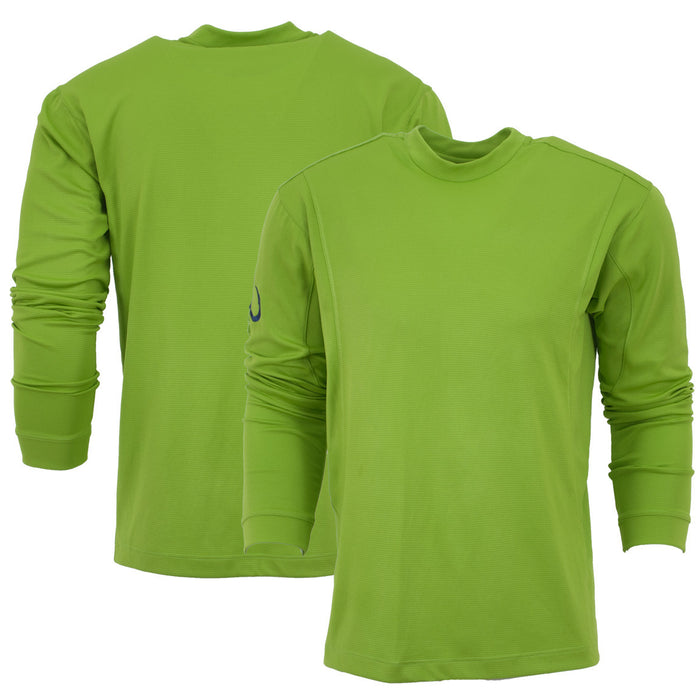 Montauk Tackle - Light Weight Performance (LS) - Lime - OffshoreApparel.com