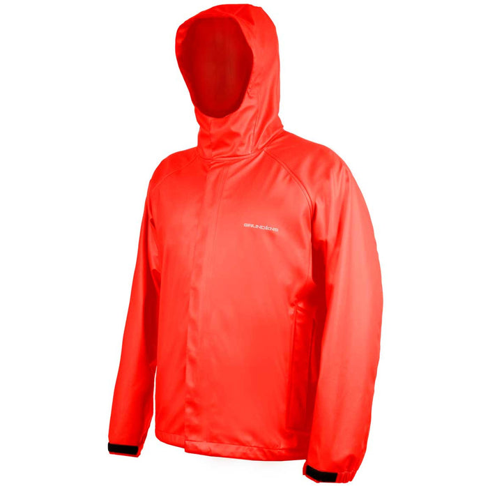 Grundens - Neptune 319 Jacket - Orange - OffshoreApparel.com