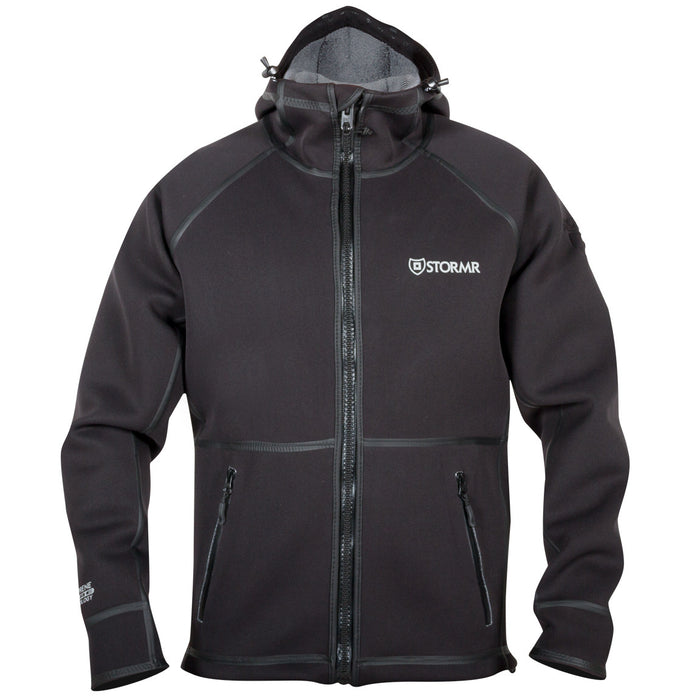 STORMR -New Typhoon Jacket - Black - OffshoreApparel.com