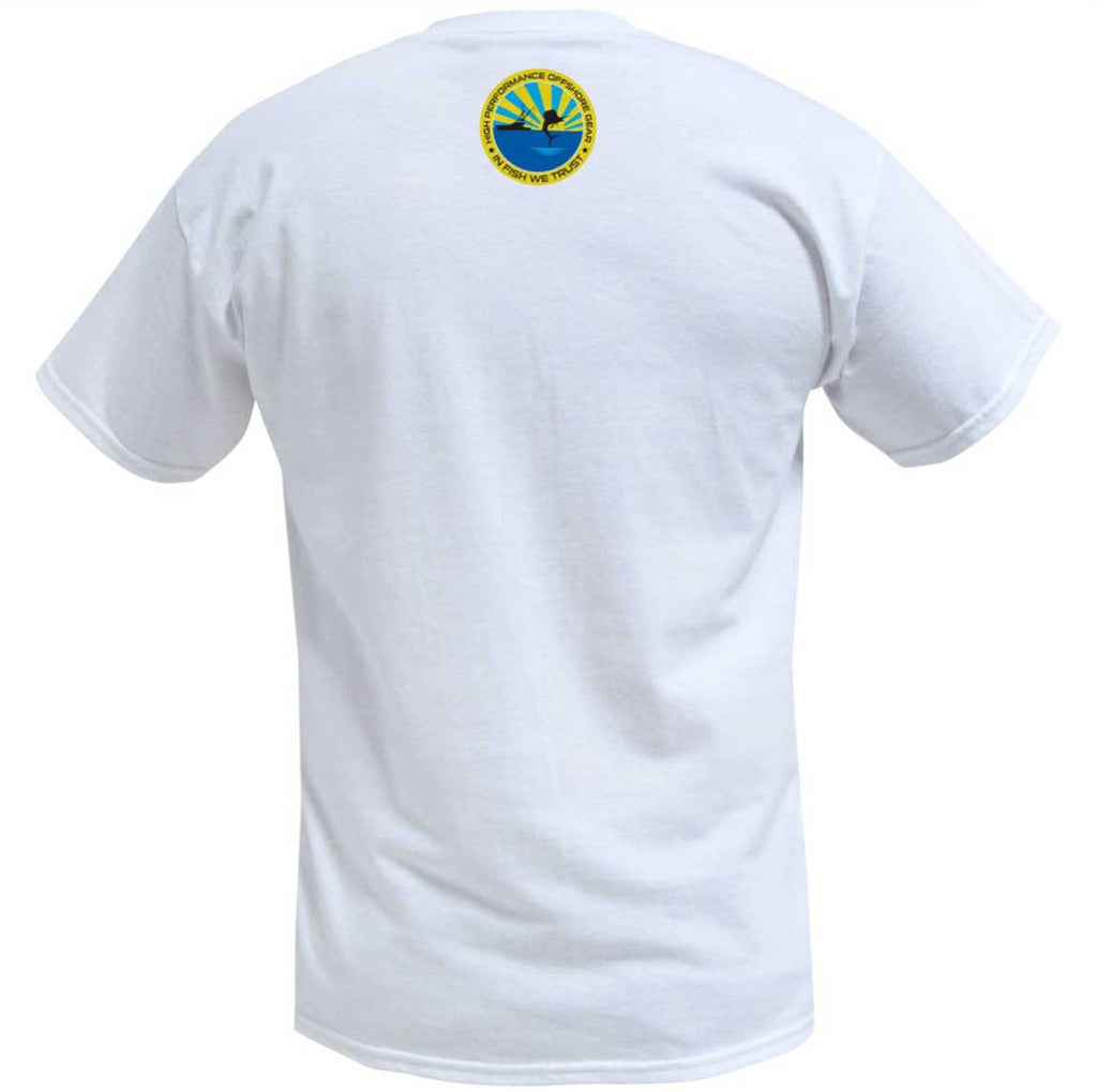 Pelagic - Sailfish Republic - White - OffshoreApparel.com