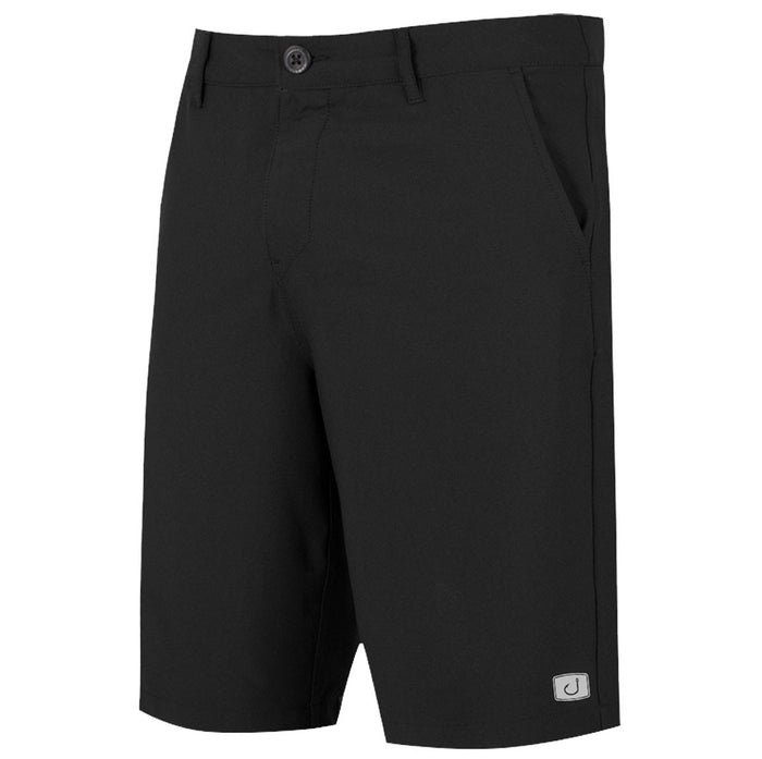 AVID - Core Fishing Hybrid Walkshort - Black - OffshoreApparel.com