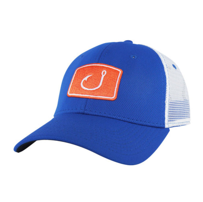 AVID - Touchdown Trucker Hat - Royal - OffshoreApparel.com