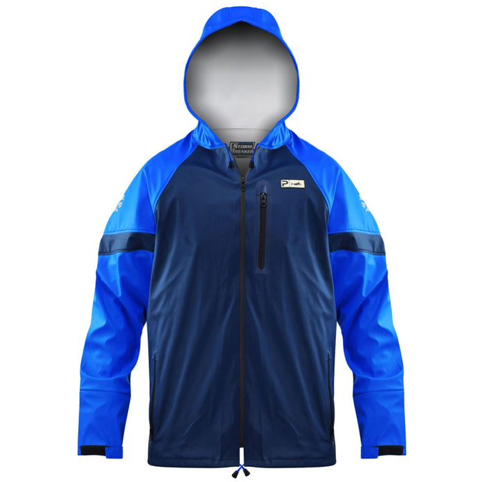 Pelagic - Stormbreaker Jacket - Navy / Royal - OffshoreApparel.com