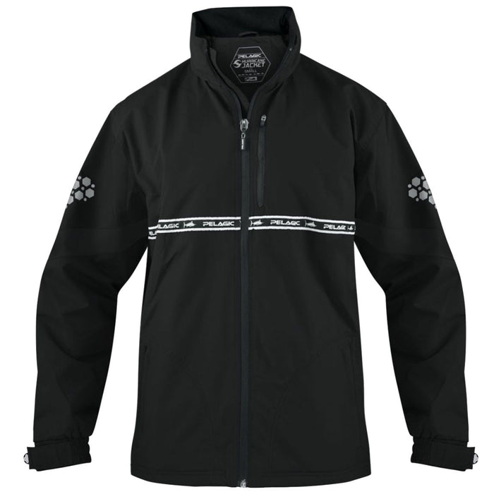Pelagic - Hurricane Jacket - Black - OffshoreApparel.com