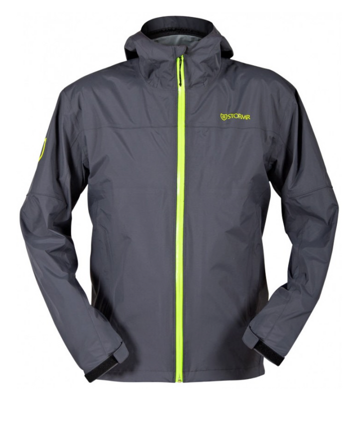 STORMR - Nano Jacket - Grey - OffshoreApparel.com