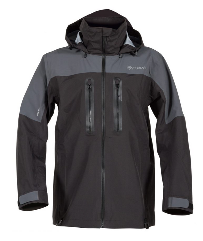 STORMR - Aero Jacket- Black - OffshoreApparel.com