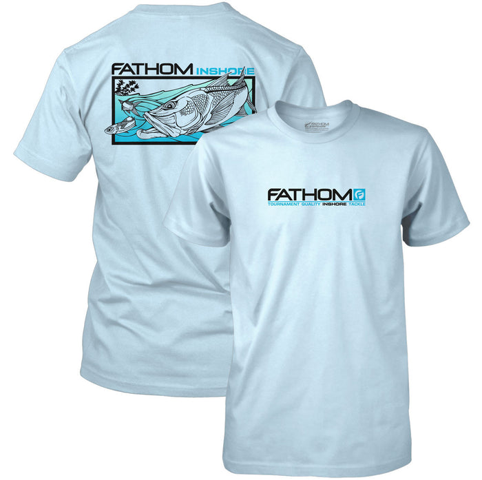Fathom Offshore - Snook - Powder Blue - OffshoreApparel.com