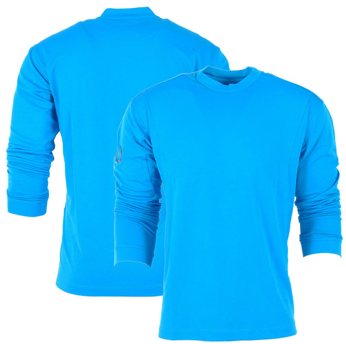 Montauk Tackle - Light Weight Performance (LS) - Napeaque Blue - OffshoreApparel.com