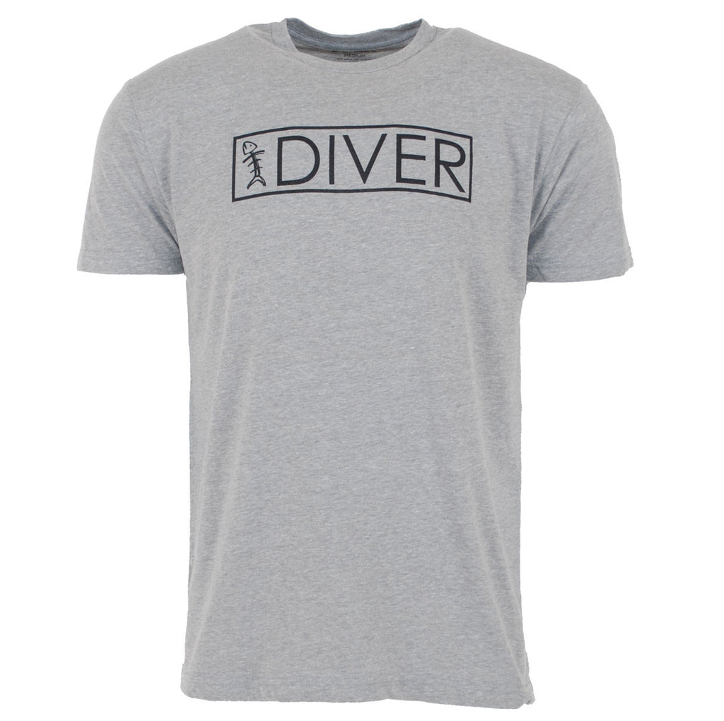 Speared - Diver Shirt - Grey - OffshoreApparel.com