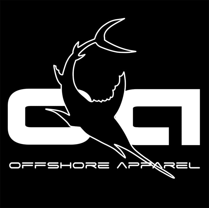 OA Window Sticker-Sword - OffshoreApparel.com