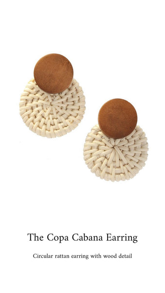 The Copa Cabana Earring