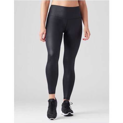 high power ii legging :: polished black