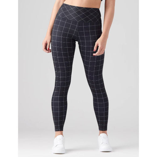high power ii legging :: windowpane black