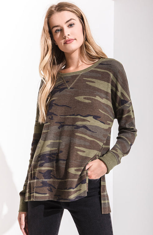 the emerson thermal :: camo green