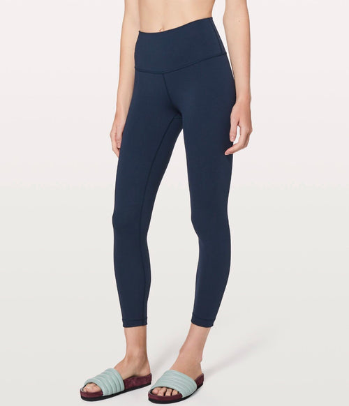 wunder under hr 7/8 tight :: true navy